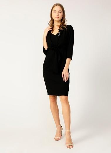 Selen Elbise Siyah